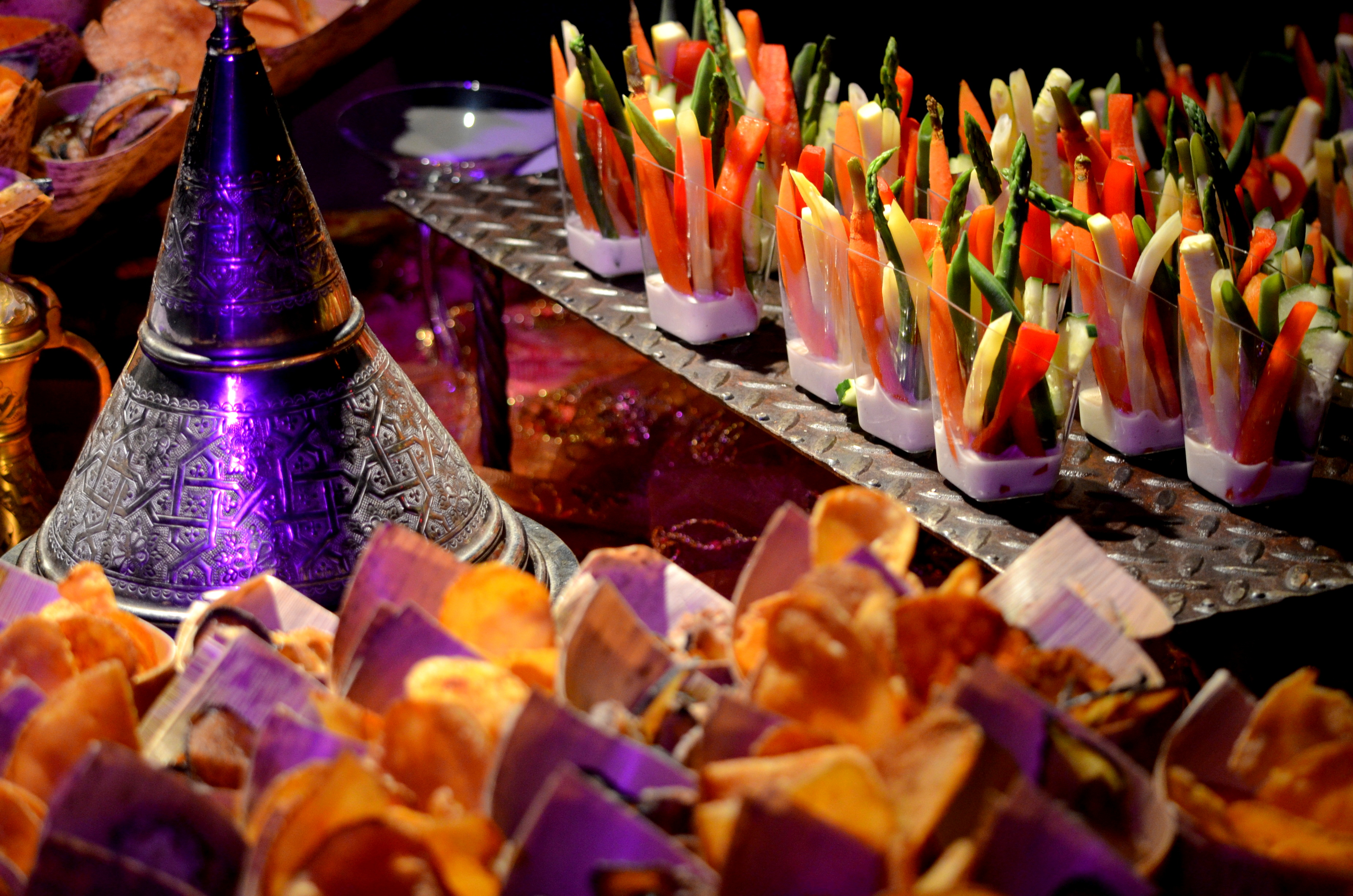 Arabian nights creations in cuisine catering for Aladdin indian cuisine