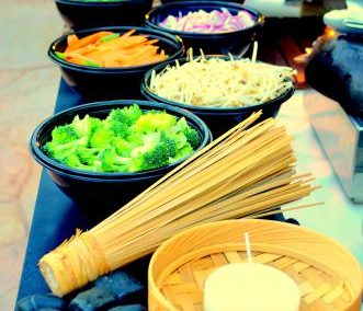 Asian buffet corporate caterers Phoenix