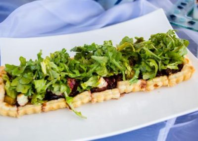 fresh fig tartlet served special event catering in Arizona