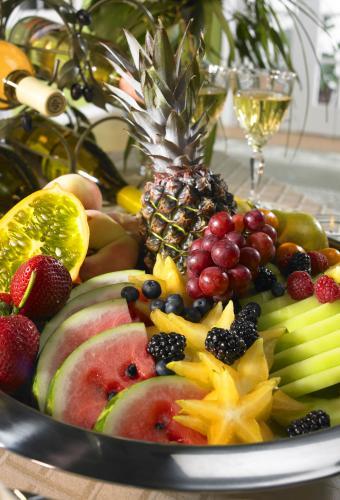 Fruit Medley Breakfast Catering In Phoenix