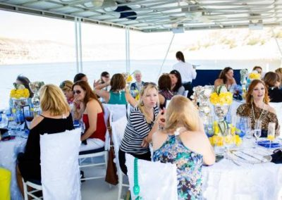 wedding reception ideas unique venues on the boat