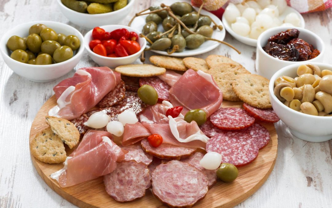 Antipasto Platters: A Perfect Appetizer for the Holidays