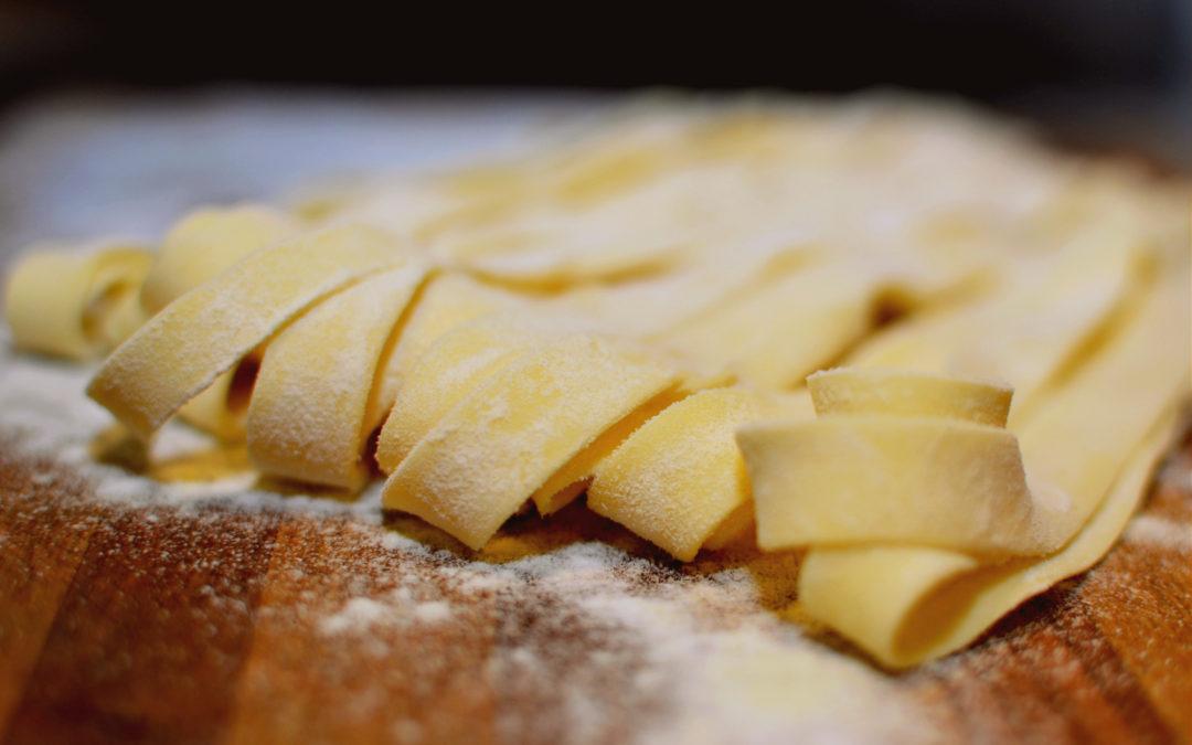 The Beauty of Fresh Pasta