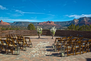 Agave of Sedona wedding venue.
