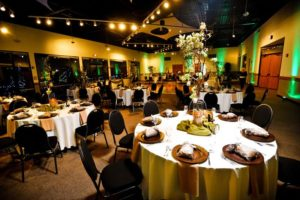 The Phoenix Zoo banquet event venue.