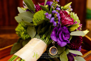 an attractive arrangement of purple flowers, the epitome of a flower bouquet