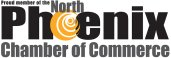 North Phoenix Chamber of Commerce Logo