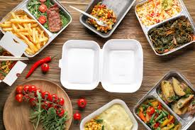 Packaged Meals Delivered