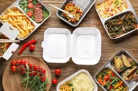Packaged Meals Delivered